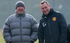 Alex Ferguson,Rene Meulensteen:Manchester United