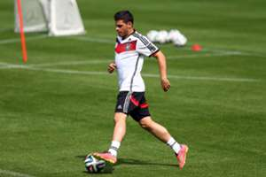 Germany striker Kevin Volland
