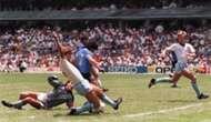 Maradona Argentina Inglaterra
