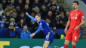 HD Jamie Vardy Leicester City Liverpool