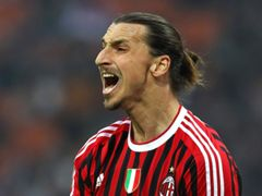 Zlatan Ibrahimovic AC Milan 04252012