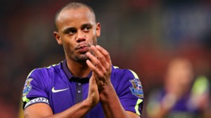 Vincent Kompany Manchester City Premier League 11022015