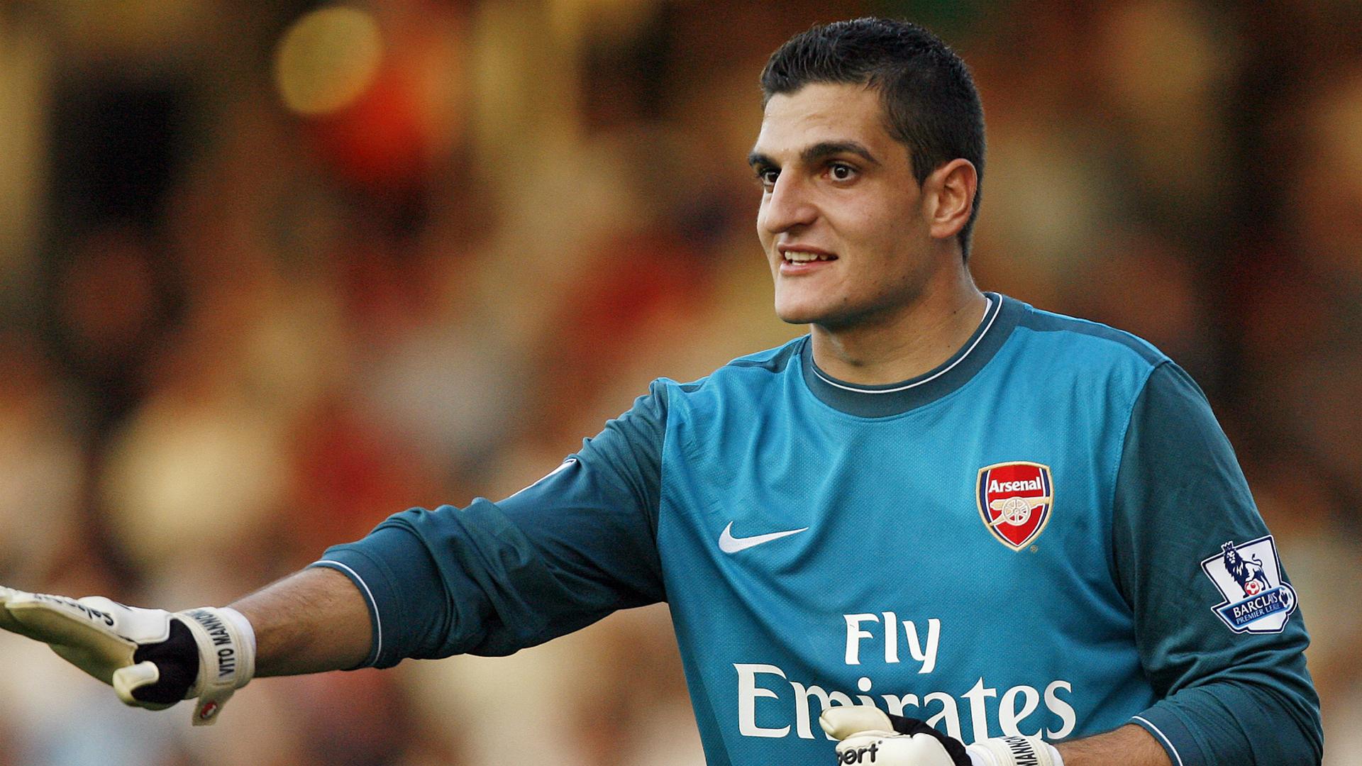 Vito Mannone, Arsenal