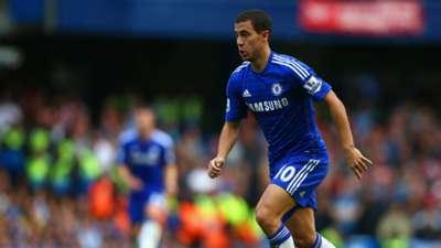 Eden Hazard Chelsea Arsenal Premier League 05102014