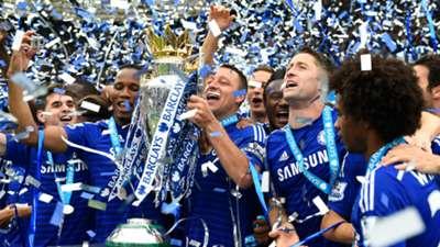 Chelsea's end-of-season awards