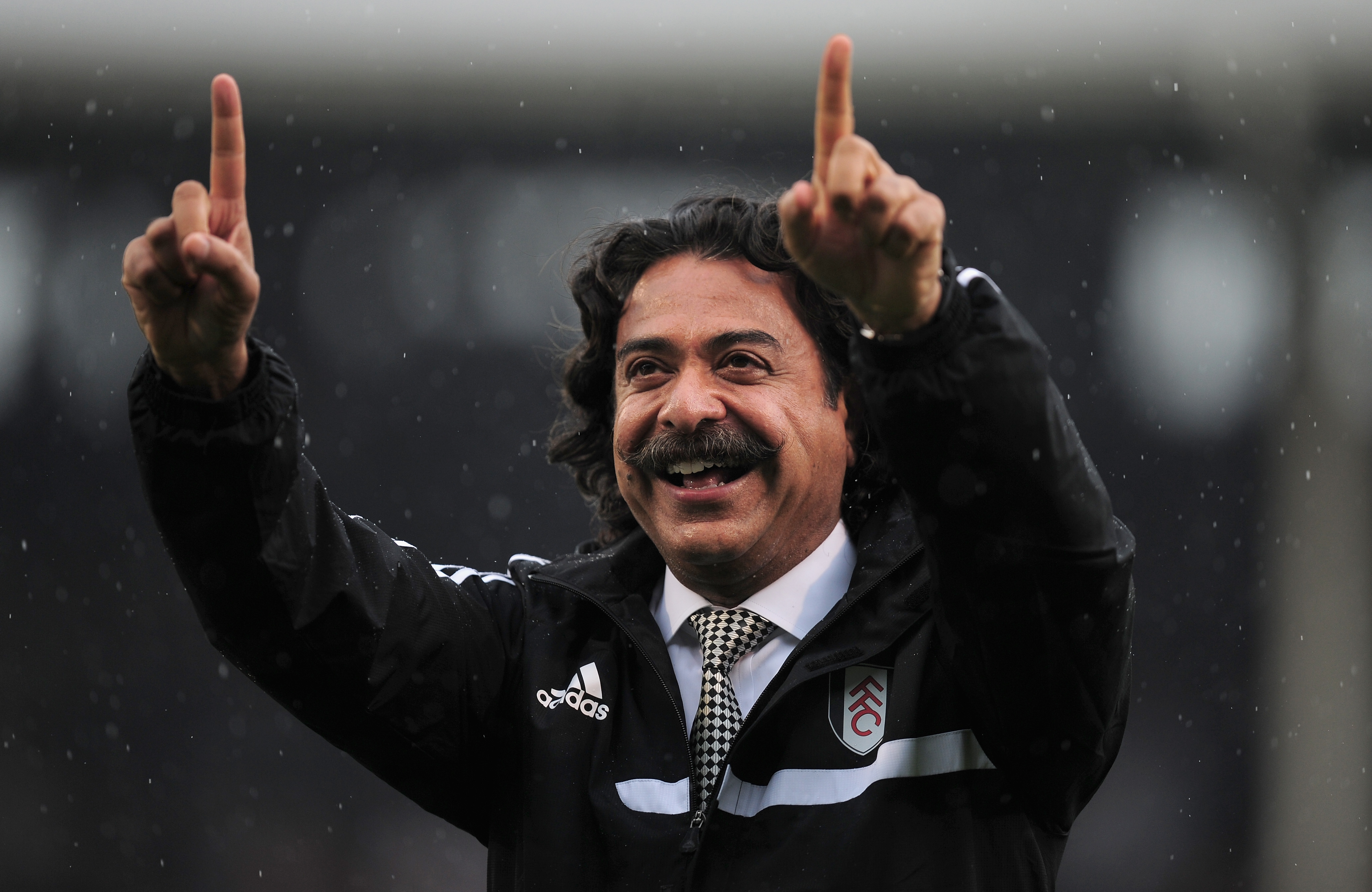 Fulham owner Shahid Khan