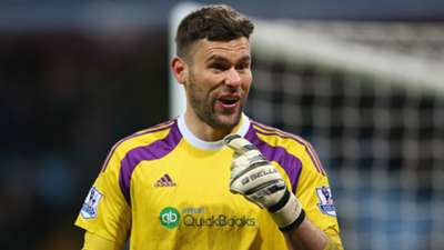 Ben Foster Aston Villa West Brom Premier League 03032015