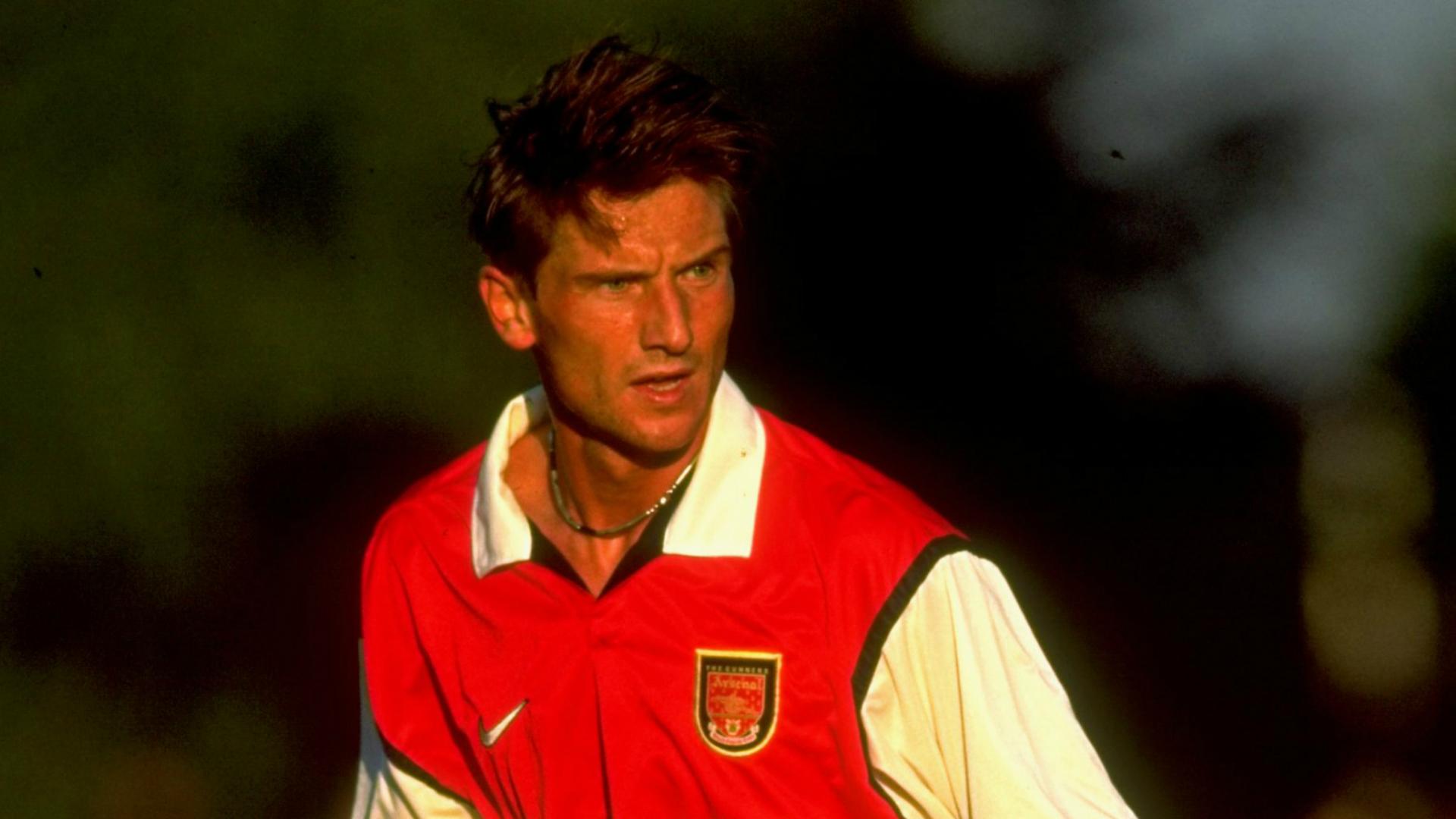 Stefan Malz Arsenal