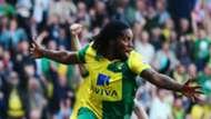 Dieumerci Mbokani Norwich Premier League 03102015