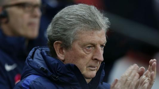 Roy Hodgson England v Netherlands