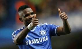 Samuel Eto'o Chelsea Galatasaray Champions League 03182014