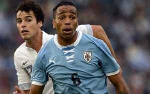 Friendly : Yoann Gourcuff vs Alvaro Pereira (Uruguay vs France)