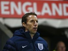 Gareth Southgate England U21 v San Marino U21  2015 UEFA European U21 Championships Qualifier