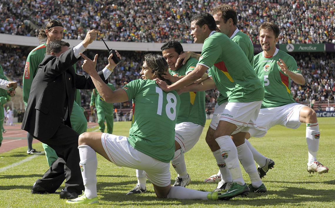 Bolivia-Argentina 2009
