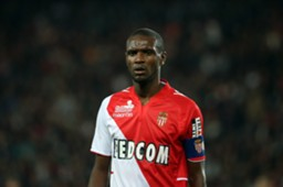 Monaco defender Eric Abidal