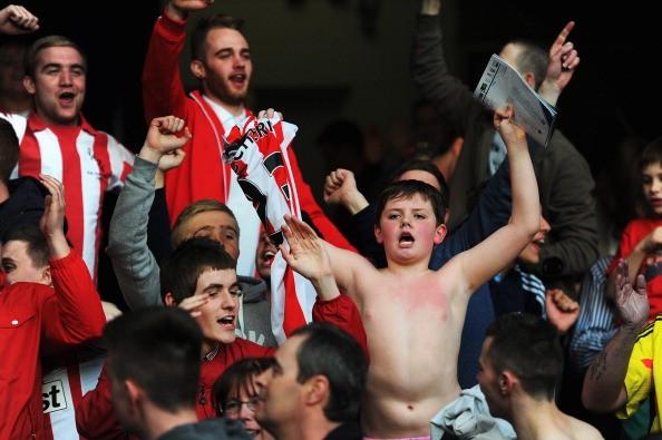 Chelsea 1-2 Sunderland_Fans_20140419