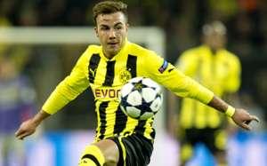 Mario Gotze:Borussia Dortmund
