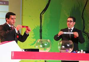 West Asian Championship Draw