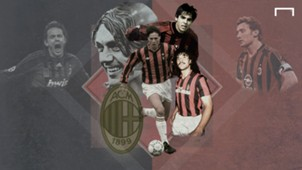 The 20 greatest AC Milan players of all time