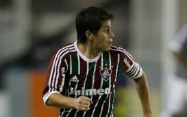 Dario Conca - Fluminense - Internacional - Brasileirao 06012014