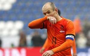 Arjen Robben Netherlands Oranje 16112013