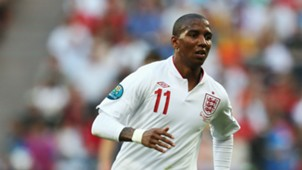 Ashley Young England v France