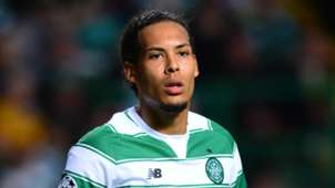 Virgil van Dijk Celtic to Southampton
