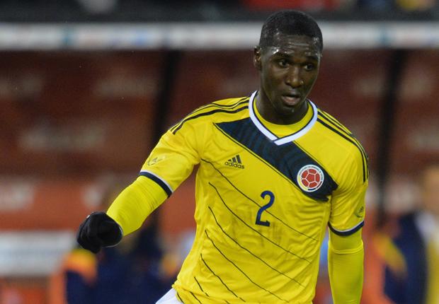 Cristian Zapata - Colombia