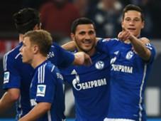 Sead Kolasinac Julian Draxler FC Schalke 04