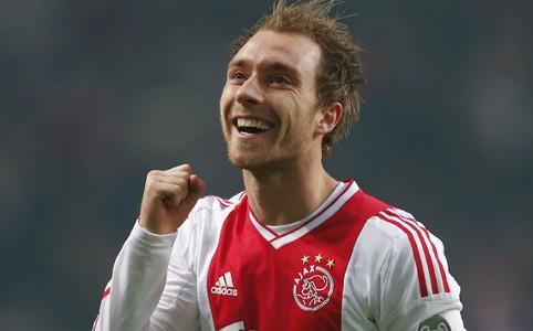 Christian Eriksen:Ajax