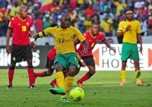 Bernard Parker - South African - Mozambique CHAN 11012014