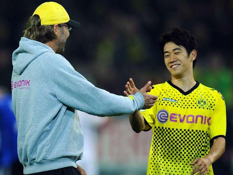 Kagawa reveals the secrets to Klopp's success