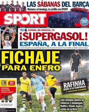 Sport Back Page 180915