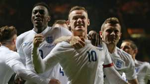 England, Wayne Rooney, Danny Welbeck, Jack Wishere