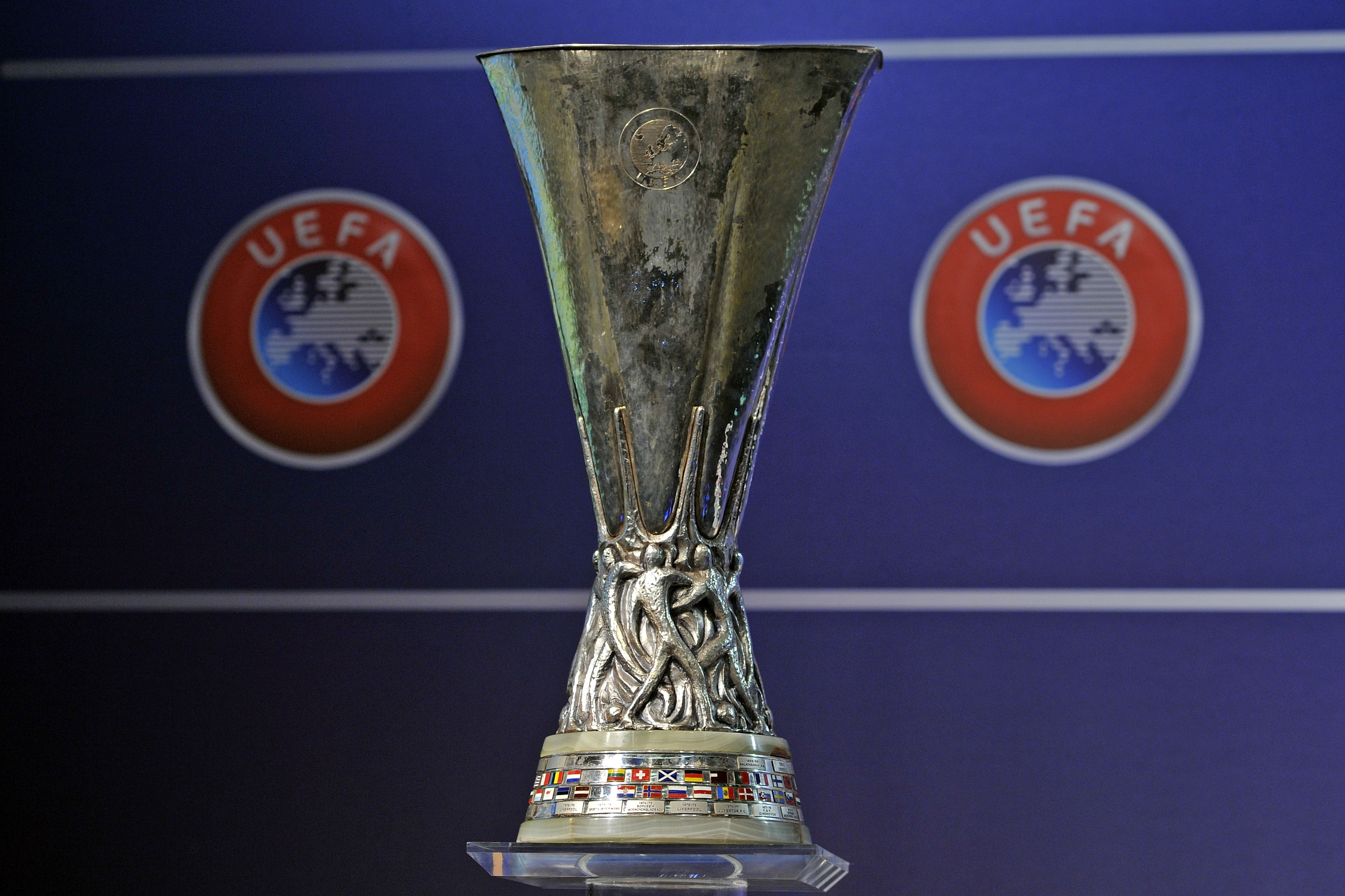 UEFA Europa League trophy - Goal.com