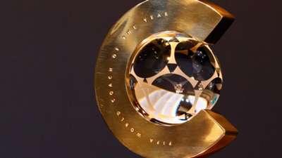 Fifa Coach of the Year award