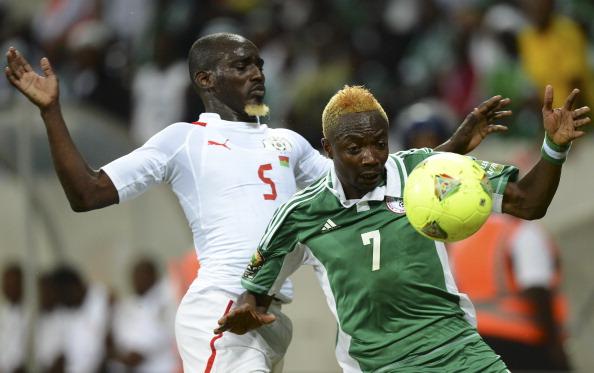Afcon - Mohammed Koffi - Ahmed Musa - Nigeria vs Burkina Faso