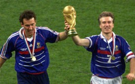 Didier Deschamps - 1998 World Cup