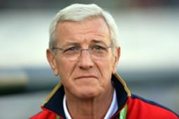 Former Italy coach Marcello Lippi