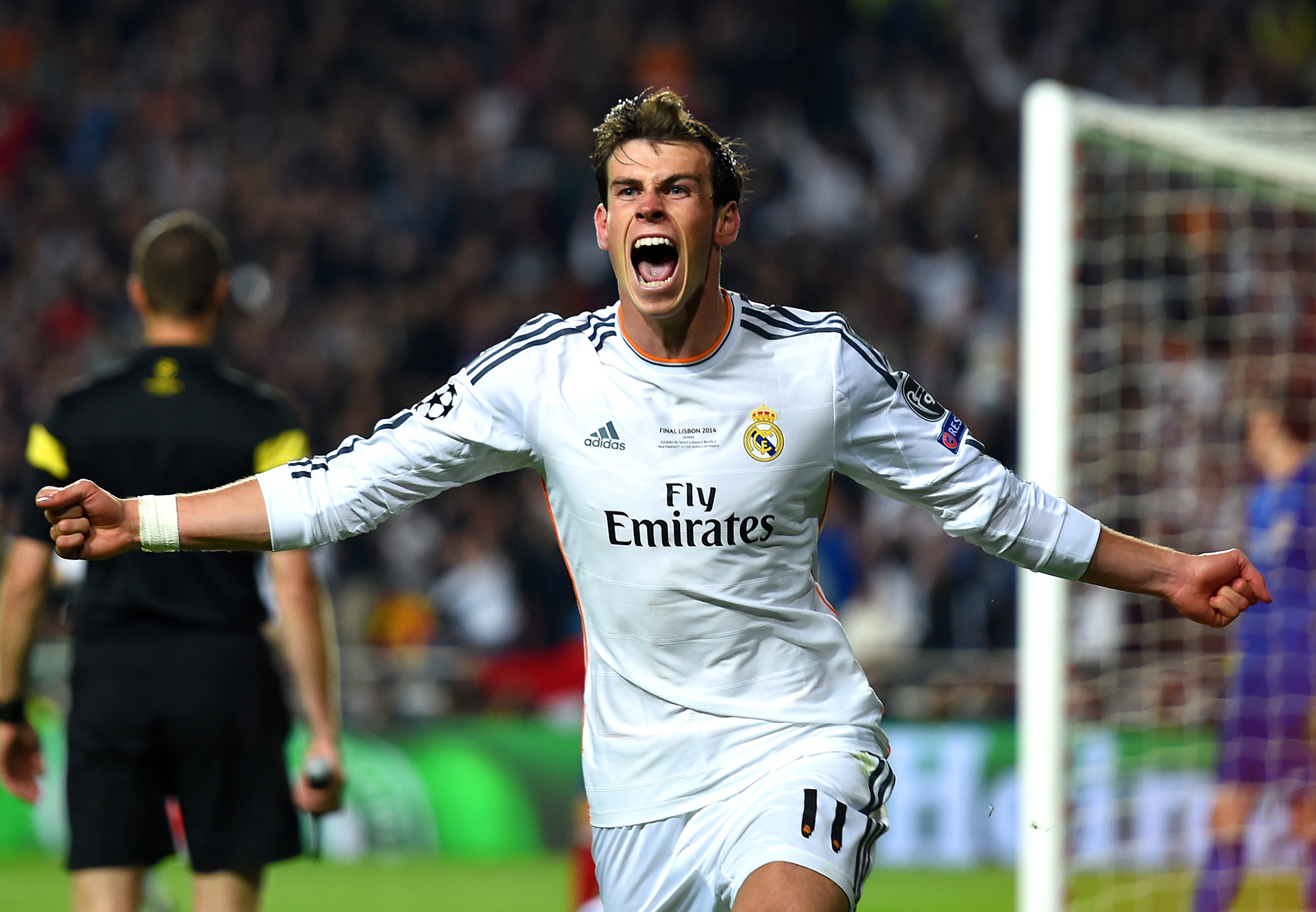 Gareth Bale Real Madrid Atletico Madrid Champions League final 05242014