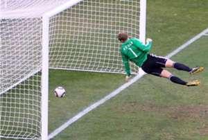 Lampard disallowed goal World Cup 2010