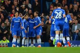 Mohamed Salah - Chelsea - Stoke City