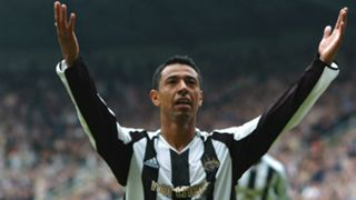 Nolberto Solano Newcastle United Premier League