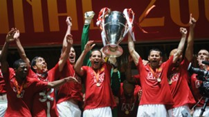 Rio Ferdinand Champions League 2008