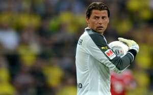 Roman Weidenfeller stand mit Dortmund im Halbfinale der Champions League