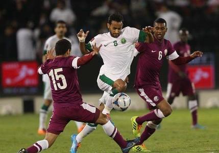 Saudi Arabia vs Qatar