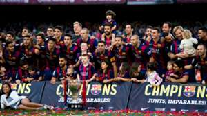 Barcelona La Liga 2014-15