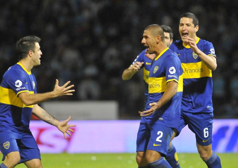 Daniel Cata Díaz Boca Juniors