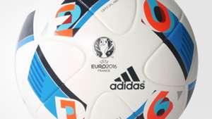 Official Euro 2016 match ball