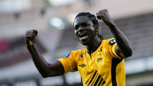 Fifa 16's fastest players | Ernest Asante